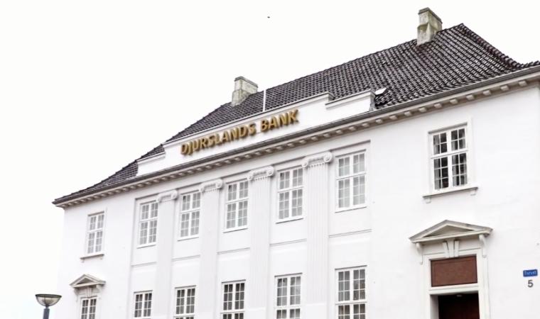 Djurslands Bank – Erhvervssalg