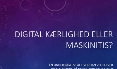 Dig og digitalisering